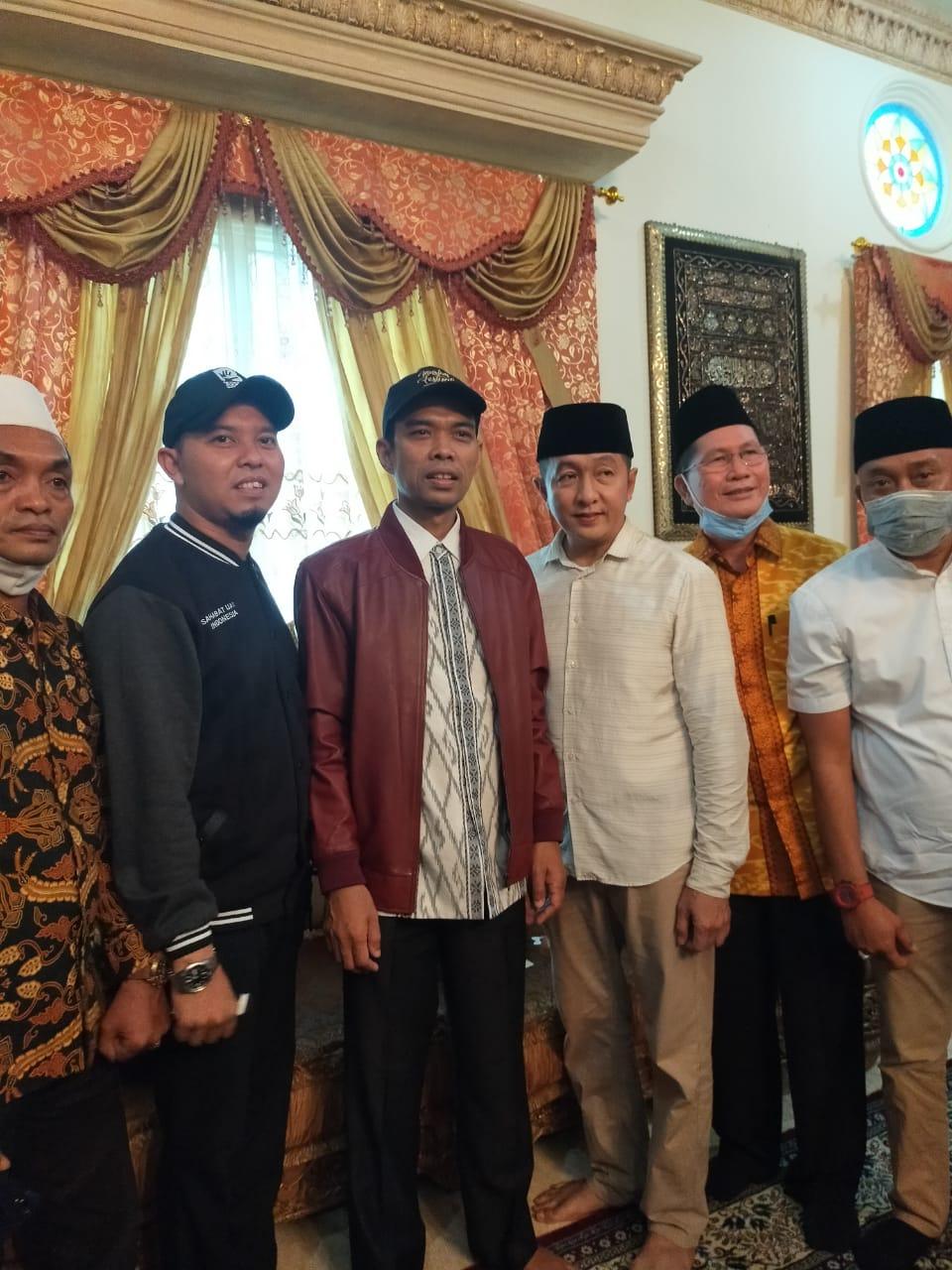 Safari Dakwah Ustad Abdul Somad Hadir Kembali Di ...