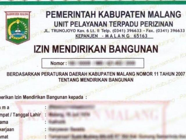 Presiden Jokowi Tahun Ini Menghapus Izin Mendirikan Bangunan. - Liputan68