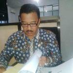 Kabid Perbendaharaan dan Anggaran BPKAD Pacitan, Surono. (F. Yuniardi Sutondo).