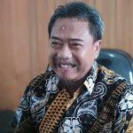 Kabag ULP Setkab Pacitan, H Turmudi. (F. Yuniardi Sutondo).