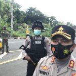Kapolres Pacitan. AKBP Wiwit Ari Wibowo