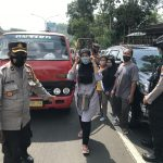 Polisi lakukan pemeriksaan jalur keluar masuk kota pacitan